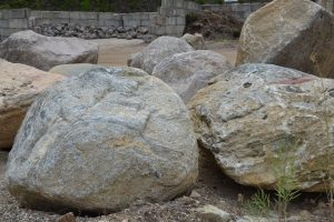 Boulders from Mulder's Landscape Supplies